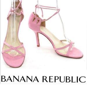 Banana Republic Juliana heels